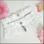 Fairy Tale Dreams Two Piece Bridal Garter Set