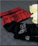 Silhouettes in Bloom Garter Set NEW