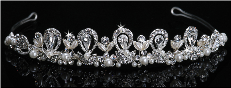 Crystal Royal Bridal Tiara
