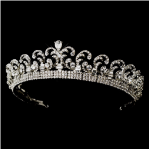 Royal Kate Middleton Inspired Halo Tiara 9949