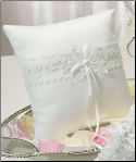 Sweet Art Square Ring Pillow