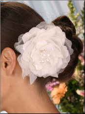 wedding Hair Flower FL101