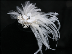Wedding Hair Accessory flower