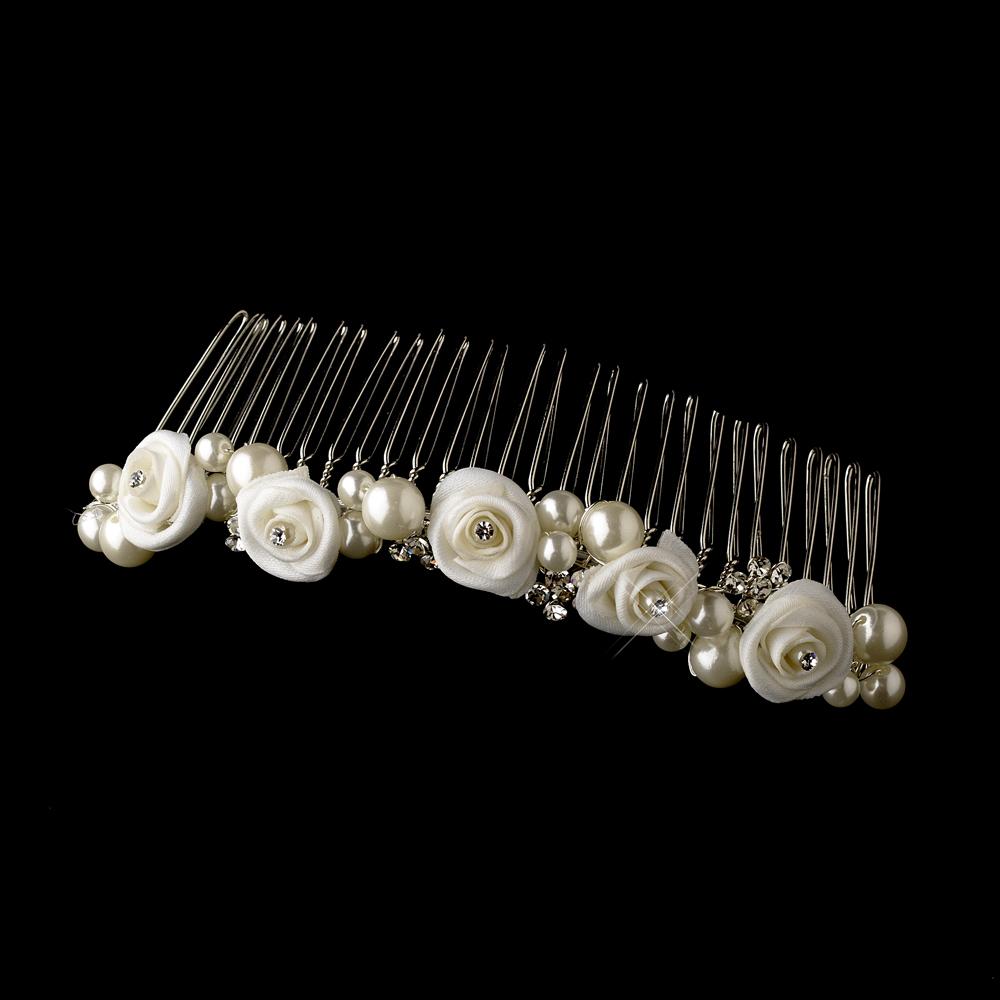 Pretty Pearl Bridal Hair Comb